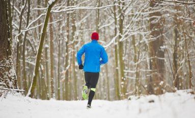 Hardlopen in de sneeuw een paar tips (Video)