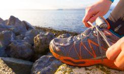 Tips voor het strikken van veters van je hardloopschoenen