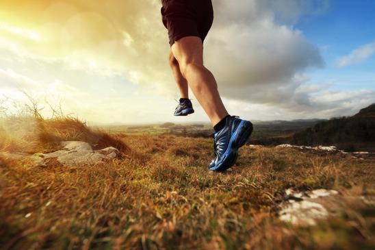 Zijn we gemaakt om te hardlopen?