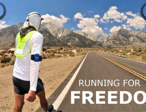 Running For Freedom: My Journey as an Ultra Marathon Runner