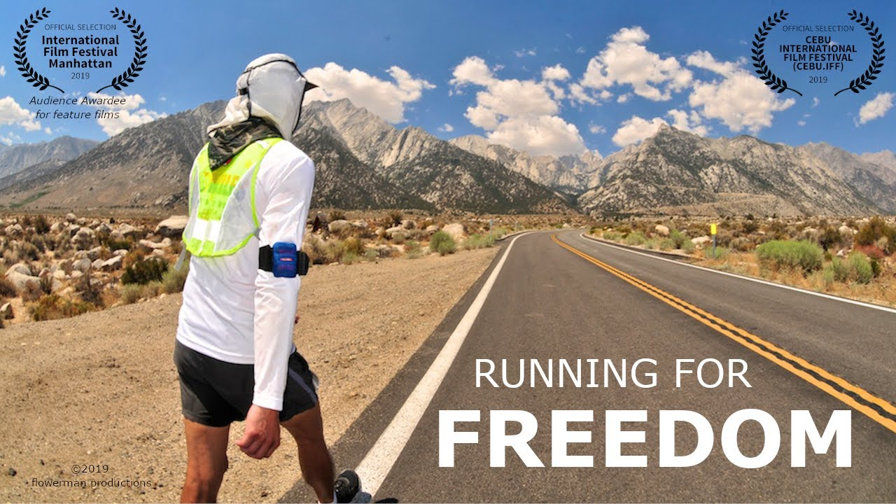 Running for freedom