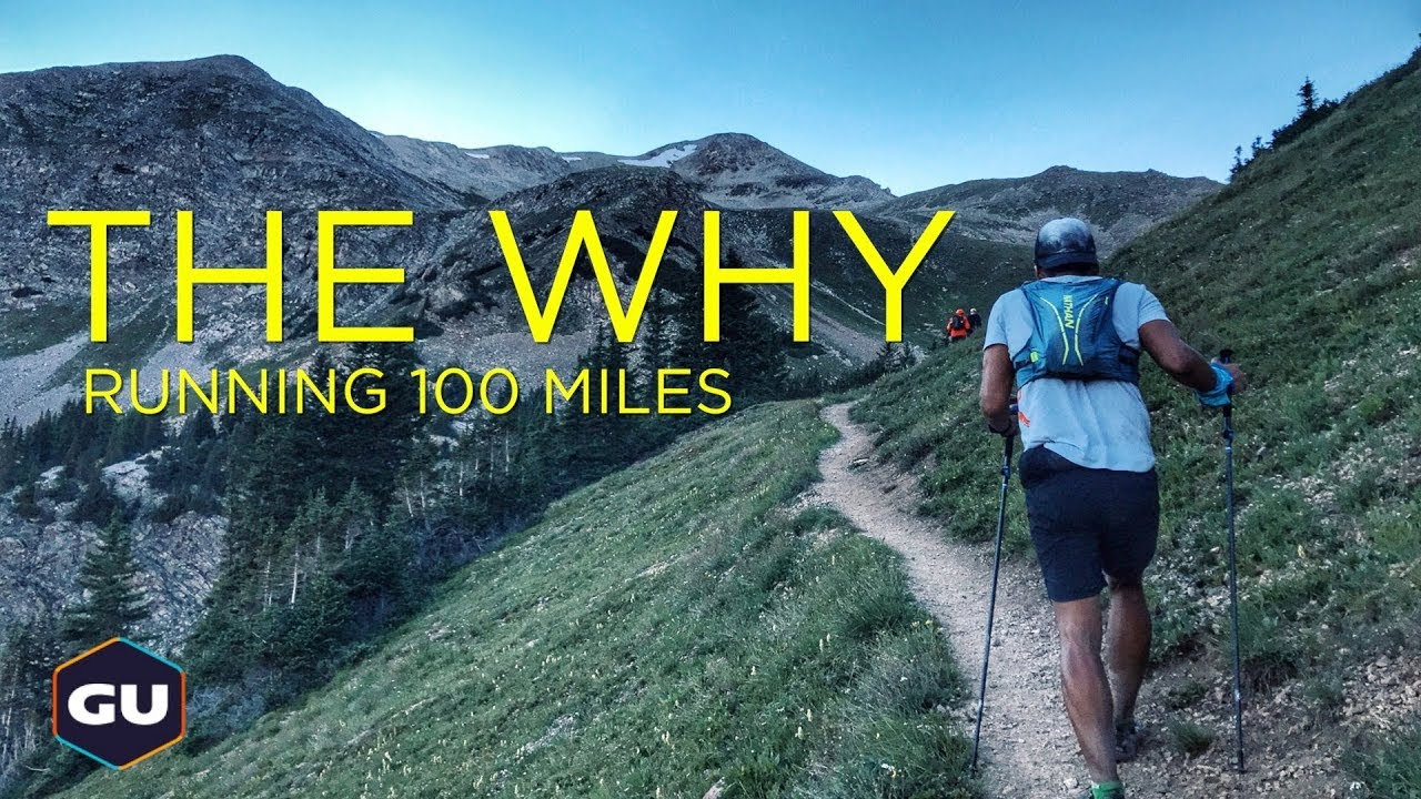 The Why: Running 100 miles film