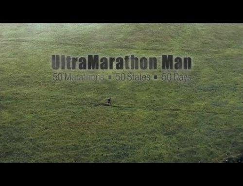 UltraMarathon Man: 50 Marathons, 50 States, 50 Days (Fixed Audio)