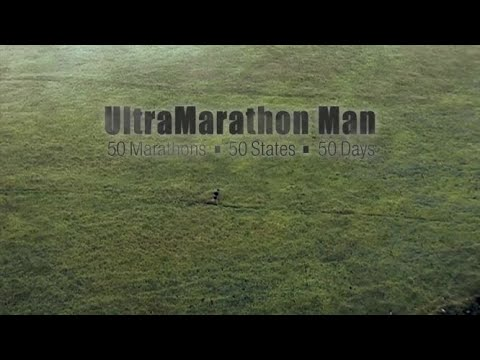 UltraMarathon Man: 50 Marathons, 50 States, 50 Days