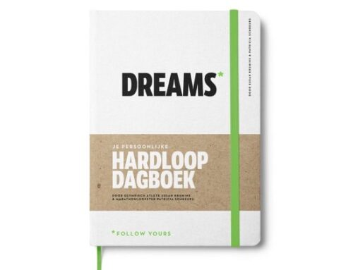 Leestip: Dreams* het hardloopdagboek van Susan Krumins
