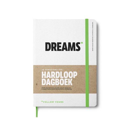 Dreams* het hardloopdagboek van Susan Krumins