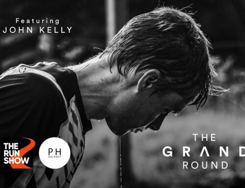 The Grand Round met John Kelly (ultra-runner en Barkley Marathons finisher)