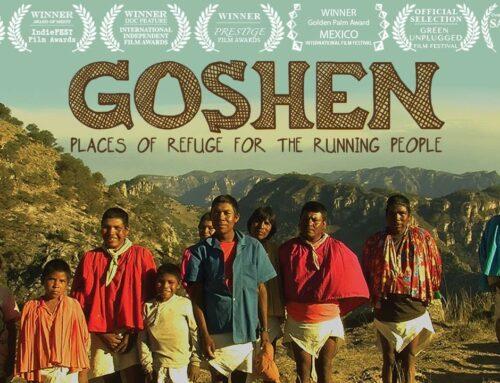 GOSHEN een docu over de inheemse Tarahumara Rarámuri hardloop stam